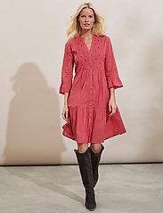 ODD MOLLY - Kayla Dress - sommerkjoler - pink fudge - 0