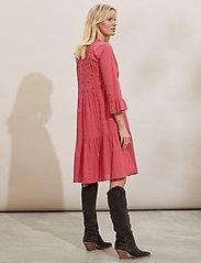 ODD MOLLY - Kayla Dress - sommerkjoler - pink fudge - 3