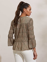 ODD MOLLY - Judy Blouse - langærmede bluser - faded cargo - 3