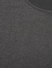 ODD MOLLY - Sally Top - t-shirts - asphalt - 5