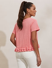 ODD MOLLY - Sally Top - t-shirts - pink dream - 3