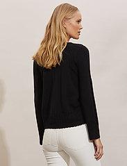 ODD MOLLY - Joni Sweater - trøjer - black - 3