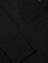ODD MOLLY - Joni Sweater - trøjer - black - 4