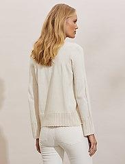ODD MOLLY - Joni Sweater - trøjer - chalk - 3
