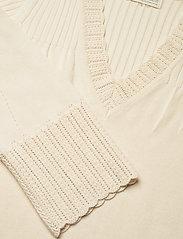 ODD MOLLY - Joni Sweater - trøjer - chalk - 4