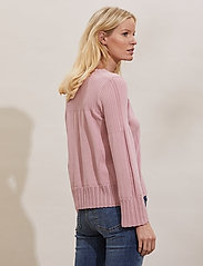 ODD MOLLY - Joni Sweater - trøjer - pink mauve - 3