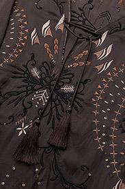 ODD MOLLY - dolomite tunic - tuniques - black lava - 4
