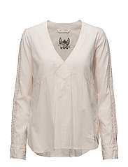 best self l/s blouse - SHELL