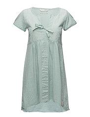 lets love dress - MISTY GREEN
