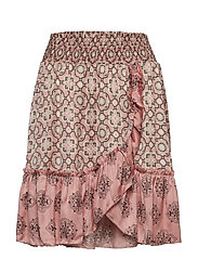 funky belle skirt - PINK POWDER