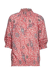 lush shake s/s blouse