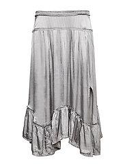 swing loose skirt - FADED CARGO