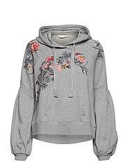 Amplify Hood Sweater