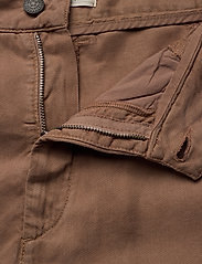 ODD MOLLY - Tender Pants - pantalons larges - chocolate cream - 3