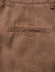 ODD MOLLY - Tender Pants - pantalons larges - chocolate cream - 4