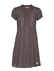 On Point Dress - GREY