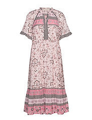 Bohemic Dress - PINK ELDER