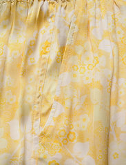 ODD MOLLY - Pretty Printed Pants - pantalons larges - vintage yellow - 2