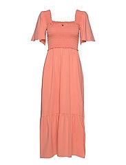 Peppy Dress - PERFECT PAPAYA