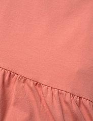 ODD MOLLY - Peppy Dress - hverdagskjoler - perfect papaya - 4