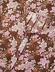 ODD MOLLY - Memorable Dress - midi kjoler - brown harmony - 2