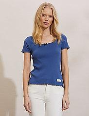 ODD MOLLY - Magda Top - t-shirts - navy - 0