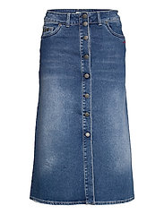 Ivy Skirt - LIGHT BLUE