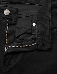 ODD MOLLY - Sheryl Pants - slim fit bukser - almost black - 4