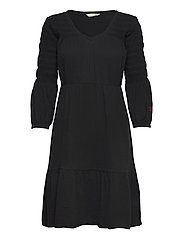 Gloria Dress - ALMOST BLACK