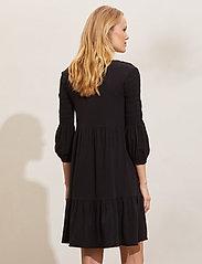 ODD MOLLY - Gloria Dress - hverdagskjoler - almost black - 3