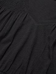 ODD MOLLY - Gloria Dress - hverdagskjoler - almost black - 4