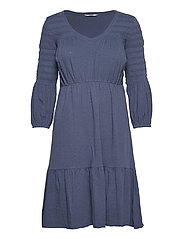 Gloria Dress - DARK BLUE
