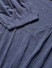 ODD MOLLY - Gloria Dress - hverdagskjoler - dark blue - 4