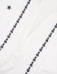 ODD MOLLY - Eliza Top - kortærmede bluser - light chalk - 4