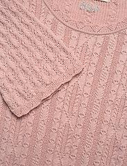 ODD MOLLY - Laura Sweater - sweaters - dark shell - 4