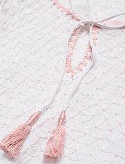 ODD MOLLY - Darya Blouse - kortærmede bluser - bright white - 3