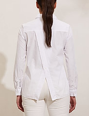 ODD MOLLY - Willow Shirt - langærmede skjorter - bright white - 3