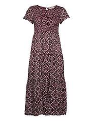 Myrtle Dress - ASPHALT