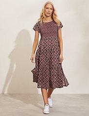 ODD MOLLY - Myrtle Dress - sommerkjoler - asphalt - 0