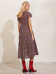 ODD MOLLY - Myrtle Dress - sommerkjoler - asphalt - 3