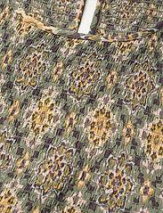 ODD MOLLY - Myrtle Dress - green slate - 4