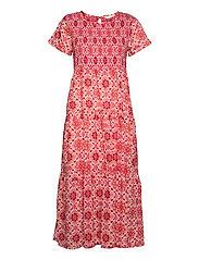 Myrtle Dress - PINK FUDGE