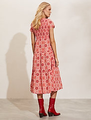 ODD MOLLY - Myrtle Dress - sommerkjoler - pink fudge - 3