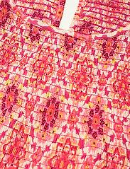 ODD MOLLY - Myrtle Dress - sommerkjoler - pink fudge - 4