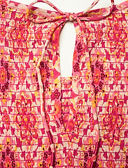 ODD MOLLY - Myrtle Dress - sommerkjoler - pink fudge - 5