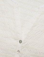 ODD MOLLY - Myrtle Short Dress - sommerkjoler - light chalk - 4