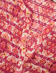 ODD MOLLY - Myrtle Short Dress - sommerkjoler - pink fudge - 4