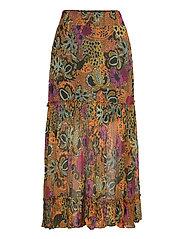 Flora Skirt - APRICOT TAN