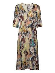 Gaia Dress - MULTI