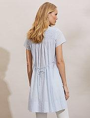 ODD MOLLY - Darya Dress - sommerkjoler - blue dew - 4
